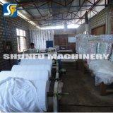 Máquina de enrolamento do rolo jumbo personalizado // Máquinas de rolo de papel Papel higiénico tornando