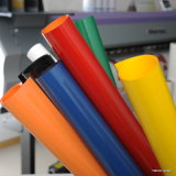 Klare Color Heat Transfer Film PU Based Vinyl Width 50 cm Length 25 M für All Fabric