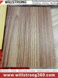катушка 0.4mm покрынная цветом алюминиевая с деревянной картиной зерна