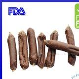 De droge Producten van de Snacks van de Hondevoer van de Worst van de Kip/van de Eend/van het Lam/van het Rundvlees