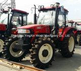 Trattore agricolo 130HP del macchinario agricolo