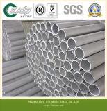 Tubo decorativo de acero inoxidable de alta calidad Ss201