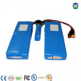 CE/UL Approved 58.5V 2900mAh 178wh Lithium Wheelbarrow Battery