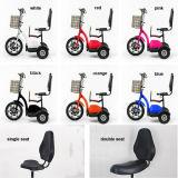 Triciclo eléctrico de tres ruedas con Ce y RoHS