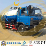 Price basso 4X2 10cbm Sewage Suction Truck con Cummins Engine