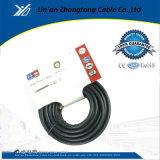 Hang Tag를 가진 RG6 Coaxial Cable