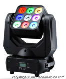LED 9*10W는 이동하는 맨 위 광속 효력 빛 운동 단식한다