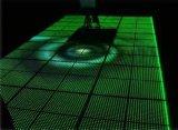 Pista de Baile de video RGB puede ser programado