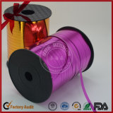 Iridescente Curly Ribbon para Gift Rainbow Package Box
