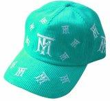 La tapa de papá sombrero con bordado plano