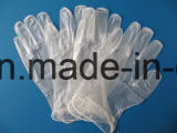 Medizinische Vinylschutz-Wegwerfhandschuhe ohne Puder