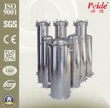 Cubierta del cartucho de filtro de agua para el sistema de tratamiento de aguas industrial