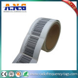 De aangepaste Passieve Markeringen RFID van de Bibliotheek met de Antenne van de Ets van het Aluminium