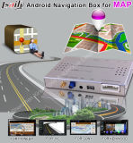 Kenwood Ddx-5036/630bt/4038/4028/7036/8036 /7025bt /5025DAB/5025btのための人間の特徴をもつNavigation Box