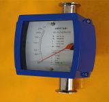 糸の接続の回転式流れメートル、情報処理機能をもった金属の管の浮く物の流量計