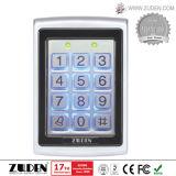 Controllo di accesso del portello della tastiera RFID del metallo con il lettore di schede