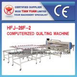 Máquina de acolchoar de computador com cabeça única (Série HFJ-26)
