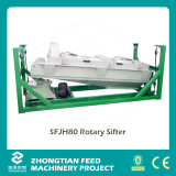Ce / ISO / SGS Certificado Goose alimente Rotary Sifter