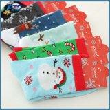 Heiße Verkäufe, die Weihnachtsstrumpf-Karikatur-Gefäß-Socken geben