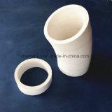 Tubo di ceramica del cono dell'allumina per protezione di usura