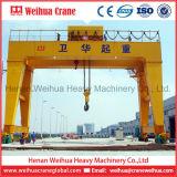 Weihua Mg-Typ Doppelt-Träger-Portalkran 30 Tonne