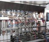 自動植物油の充填機