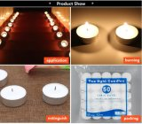 7 het Licht van de Thee van de Geur van dagen schouwt MiniKaars Tealight