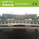 Concasseur à film plastique des déchets avec une capacité de la machine 300-1000 kg/h