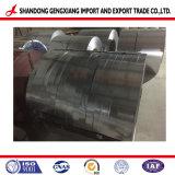 Revêtement de zinc laminé à chaud en acier galvanisé les bobines de bandes en acier PPGL GI