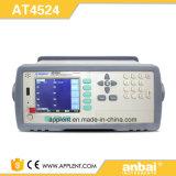 Mètre multicanal de la température de thermomètre flexible (AT4532)