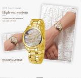 현대 숙녀를 위한 형식 작풍에 있는 여가 형식 시계 Belbi Stainlesssteel Qurtz 아날로그 시계