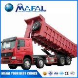 Sinotruck HOWO 25 tonnes de camion à benne basculante à vendre en Ethiopie
