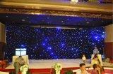 4X5mの星のカーテンLEDのカーテンライト背景幕