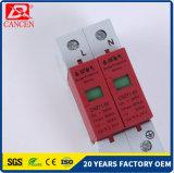 parascintille solare Dsgb del sistema di CC delle unità SPD PV della protezione di impulso di 60ka 4p