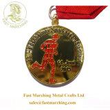 販売のためのカスタム工場価格の柔らかいエナメルの名誉の連続したメダル