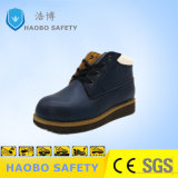 Calzature poco costose di sicurezza di alta qualità con la punta d'acciaio