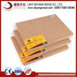 E1 MDF de alta qualidade para mobiliário madeira contraplacada