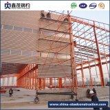 Здание стальной рамки стальной структуры высотки полуфабрикат для проектов