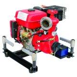 9HP Pompe de lutte contre l'incendie avec moteur à essence