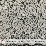 Bordados de tecido de vestuário Alimentação Lace Fabric (M2242-G)