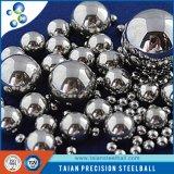 """3/8"""" sólido do Rolamento da Roda de Aço Inoxidável as esferas de aço cromado de carbono"""