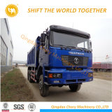Delong Cummins Engine 6*4 camión volquete Camión volquete