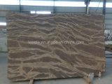 Hot Sale Chinese Natural Butterfly Red Marble Slab avec une bonne qualité