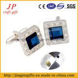 方法カスタム亜鉛合金の宝石類のカフスボタン