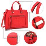Handbag方法女性2018年のPUの革ハンドバッグの女性の戦闘状況表示板のミイラ袋のショッピング・バッグ(WDL0483)