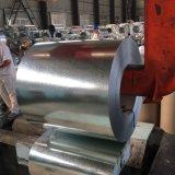 la tôle d'acier de matériau de construction de 0.15mm a galvanisé la bobine en acier dans Sgch