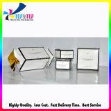 Cosméticos de impresión personalizadas embalaje al por mayor de plegado de papel
