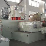 Resina de plástico del polvo del PVC que se refresca la máquina de mezcla