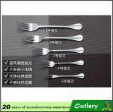 Cuisinière de haute qualité Fourche / Salade Fourche / Fourche en acier inoxydable