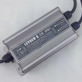 60W 12V CONTROLADOR LED Impermeable IP67 Fuente de alimentación con Ce RoHS